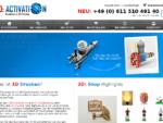 3D Druck Service Prototyping | 3D-Activation. de