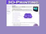 3D-printing | Allt du behöver veta om 3D-printing