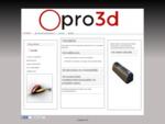 pro3d - Etusivu