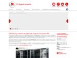« Notre savoir-faire  Placard, dressing et bibliotheque 94  3D AGENCEMENT »