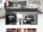 3d Concept situé à dole dans le jura cuisine decoration salle de bains agencement interieur plaf...