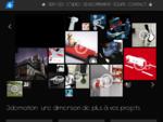 3D émotion, studio de création numérique 3D et 3D Relief à Lyon  3D émotion crée, anime e...