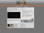 3Dolli Oy on vuonna 2002 perustettu mediatoimisto. Tarjoamme korkealaatuisia 3D-visualisointeja, -