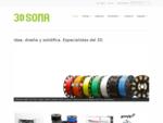 3D SOMA. Idea, diseña y solidifica, especialistas del 3D.