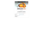 druck3D ist offizieller Vertriebspartner von 3D-Systems INC.