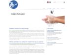 Intelligent tapwatersystem