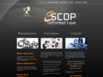 réparations informatique Revel, maintenance, formation, conseil, 3SCOP