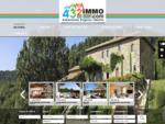 432 Immo Appartements, maisons et villas à vendre Puget sur Argens, Fréjus, Roquebrune sur Ar...