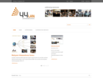 44LAN GmbH - conferencing services - Home