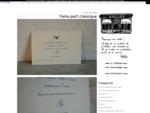 Création graphique. Illustrations personnalisées. Cartes postales - Faire-parts - Portraits de m...
