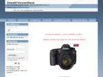 FotoBüro-Oswald Versandhaus - Ihr Versandhandel für Foto und Zubehör.