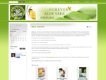 Forever Aloe Vera tooted Eestis