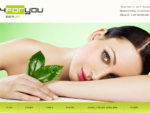 4forYOU - kozmetika, kaderníctvo, pedikúra, masáže, radiofrekvencia, gélove nechty, solárim v