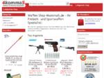 Waffen Shop 4komma5. de - Ihr Freizeit- und Sportwaffen Spezialist