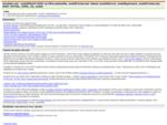 WAP-sivustot sekä PDA-linkit. WAP ja GPRS-tietoa