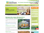 Four Seasons Sunrooms Patio Rooms Conservatories Screen Rooms Room Additions
