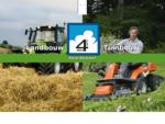 Intro - 4Vents Landbouwmachines, Tuinmachines Karel Backaert 4Vents, zitmaaiers, traktor, trakt