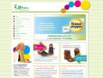 5-Zehen Kinderschuhe - Startseite