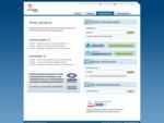 Omat palvelusi - hallintapaneeli ja webmail - Planeetta Internet