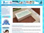 «Севен Люкс» Тольятти, производство Акриловые ванны   Акриловые вкладыши   Панели для душевых .