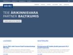 Teie ärikinnisvara partner Baltikumis - Seven Real Estate Advisors - Seven Kinnisvarakonsultandid OÜ