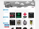7 Shop est une boutique en ligne de t-shirts orginaux, basés sur l'humour autour de...