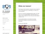 89 – Arvutiabi ja kodulehed | IT lahendused kiirelt ja soodsalt!