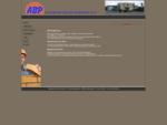 ABP Algemene bouw partners NV uw partner voor al uw bouwwerken