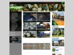 Úvodní stránka - Červenka - zemina, kačírek, travní substrát, zahrada