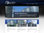 Anlagenbau , Förderbau, Montage - Wolfang Hajny. AFM, Anlagenbau Fördertechnik Montage steht für