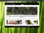 A Fleur de Coeur est un fleuriste Ardennais situé à Charleville-Mézières, proposant un partenari...
