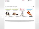 Krmiva pro psy a kočky Trainer, veterinární přípravky Candioli, péče u kůži zvířat Dermoscent.