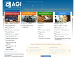 Adour Gestion informatique, AGI, est une SSII des landes, éditeur de progiciels de gestion métie...