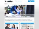 A. HORA GmbH, Zeitarbeit und Personaldienstleistungen in und um Cottbus.