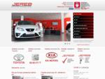 Pooblaščeni prodajalec in serviser vozil Toyota, KIA in Seat. Prodaja rabljenih vozil in obalni se