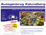 Autogenbrug Kalundborg - altid over 50. 000 brugte dele på lager- a-k. dk