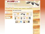 A-LED s. r. o. | LED žiarovky a svietidlá