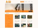 Úvodná stránka - A-Lift