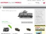 Austrian Military Models - Alles rund um österreichische Modellfahrzeuge in M 187