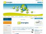 spécialiste en énergies renouvelables et en gestion de l'efficacité et de la performance énergét...