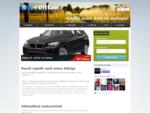 Rendi kvaliteetne auto votilde;i muu sotilde;iduk Eestis ning naudi turvalist ning rahulik
