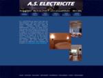 Nous effectuons des travaux d'électricité dans tous type de locaux  habitation, tertiaire, indu...