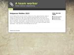 A team worker - httpwww. a-teams. se