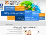 Projektowanie i pozycjonowanie stron internetowych Strony www Sklepy internetowe | a-tech. pl