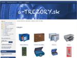 a-TREZORY. sk - trezory, sejfy, poštové schránky, eurosortiment