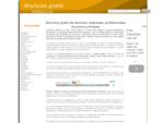 Anuncios gratis | Directorio anuncios - Profesionales - Empresas - Servicios