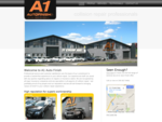 Welcome to A1 Auto Finish - A1 Auto Finish - Collision Repair Professionals