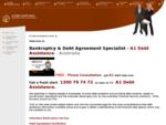 A1 DEBT ASSISTANCE - A1 Debt Assistance Home
