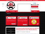 Driver Training Auckland | Driving School Lessons | A1 Driving School