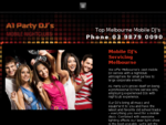 DJs A1 party djs mobile djs melbourne dj hire service corporate events - A1 Party DJs